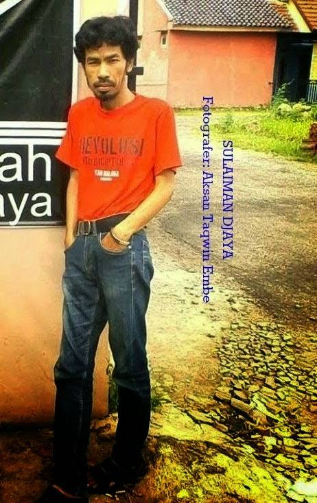 Sulaiman Djaya Fotografer Aksan Takwin Embe